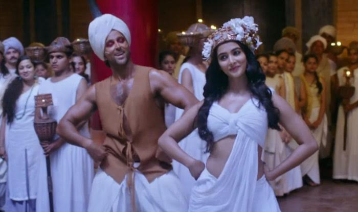 Mohenjo Daro song Tu Hai: Hrithik Roshan and Pooja Hegde look like Aladdin and Cleopatra respectively!