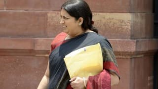 #ByeByeSmritiIrani: Smriti Irani trolled by Twitterati after sudden exit from HRD Ministry