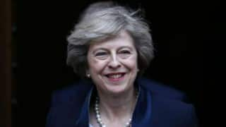 Theresa May to become UK Prime Minister today