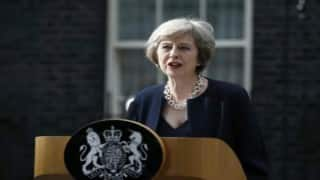 Narendra Modi congratulates Theresa May on becoming UK Prime Minister