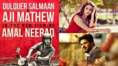 Dulquer Salmaan unveils first look of his dream project with Amal Neerad!