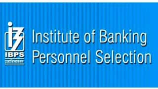 IBPS CWE Clerk V Provisional Allotment Reserve List Released at ibps.in: Check results online