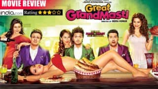 Great Grand Masti movie review: Entertainment just gets GREATER & GRANDER with Riteish Deshmukh starrer!