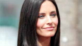 Courteney Cox taking wedding tips from Jennifer Aniston?