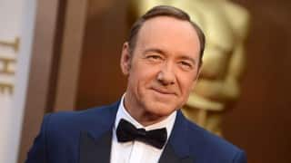 Kevin Spacey 'loves' doing comedy roles
