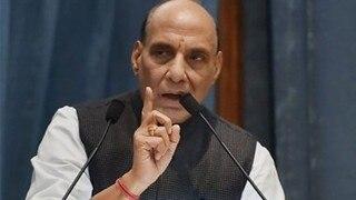 Rajnath Singh to raise Pakistan sponsored terror; no bilateral with Pakistani counterpart