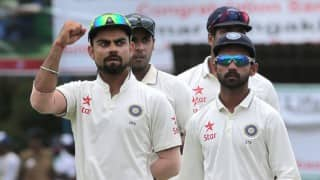 Virat Kohli calls on teammates not to get complacent post Antigua Test win