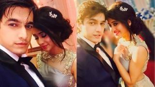 Aw! Yeh Rishta Kya Kehlata Hai couple Naira aka Shivangi Joshi & Kartik aka Mohsin Khan dating in real life!