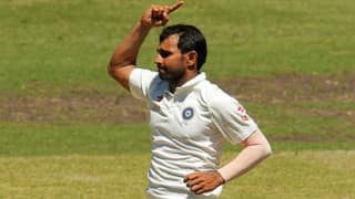 West Indies reach 90/3 against India at lunch on day three