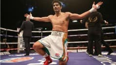 A rundown of Vijender Singh's pro boxing career before his bout against Kerry Hope