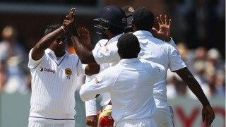पालेकेले टेस्ट : श्रीलंका पहली पारी में 117 रनों पर ढेर