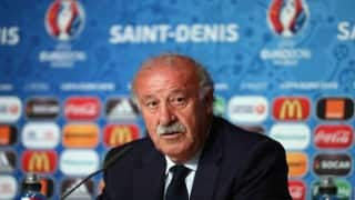 Euro Cup 2016: Vicente Del Bosque quits after Spain fail at Euro 2016