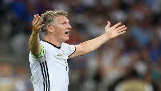 Germany captain Bastian Schweinsteiger retires from Germany duty