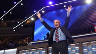 Tim Kaine accepts Democratic nomination for Vice Presidential