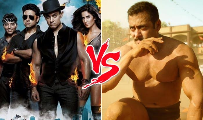 Box Office Report: Sultan Salman Khan is all set to beat Aamir Khan's Dhoom 3 record!