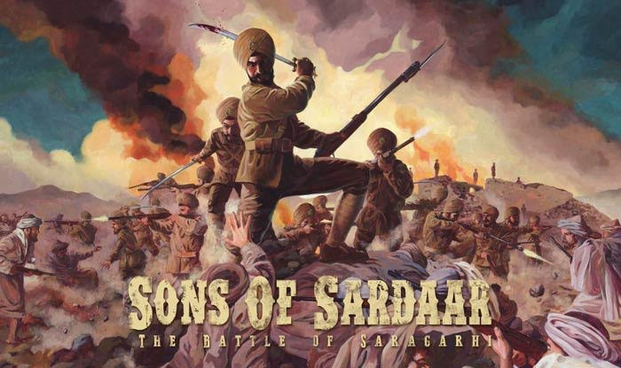 Ajay Devgn starrer Sons Of Sardaar: Poster revealed!
