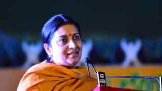 Reasons for Smriti Irani's demotion, from HRD Ministry to Textile