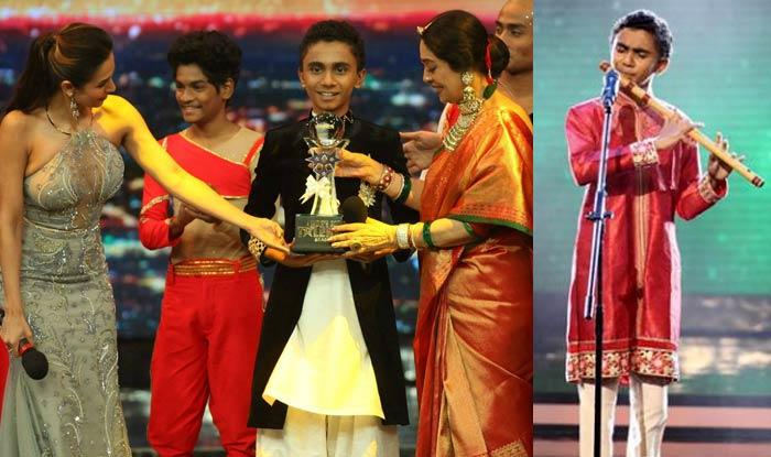 सुलेमान इंडियाज गॉट टैलेंट विजेता