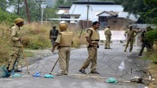Jammu and Kashmir: 1 dead, 4 injured after militant attack on police station in Kulgam