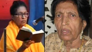 Legendary playback singer Mubarak Begum no more