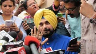 Navjot Singh Sidhu will join Aam Aadmi Party (AAP) on Independence Day