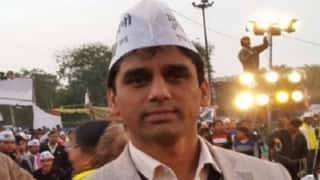 AAP MLA Naresh Balyan arrested on assault charges