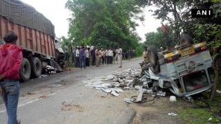 MP: 6 killed, 11 injured as jeep collides with truck in Tikamgarh