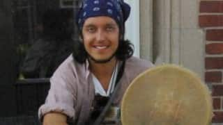 Police captain's son pleads not guilty to terrorism charges