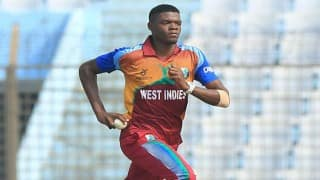 Uncapped Alzarri Joseph to join West Indies squad