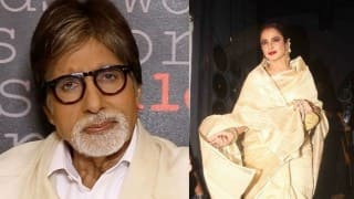 Google says Amitabh Bachchan & Rekha are India's most searched classic actors