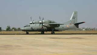 No clue of missing IAF plane, satellite imagery sought