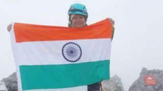 When Amputee Arunima Sinha Scaled Indonesia's Highest Peak And Hoisted The Indian Flag