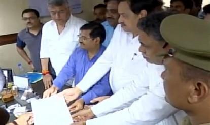 BSP files police complaint against Dayashankar Singh for calling Mayawati