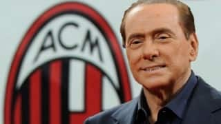 Berlusconi to sell AC Milan to Chinese investors