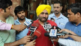 Bhagwant Mann video has exposed whole security system of Parliament: Lok Sabha Committee