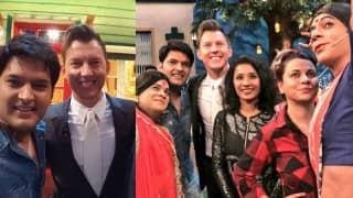 After Bhabi Ji Ghar Par Hai, Brett Lee to appear on The Kapil Sharma Show to promote his upcoming movie UnIndian