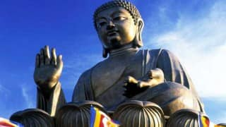 Buddha Purnima 2019: Send Vesak Day Quotes, Facebook Status, WhatsApp GIF Messages to Mark Gautama Buddha's Birth Anniversary