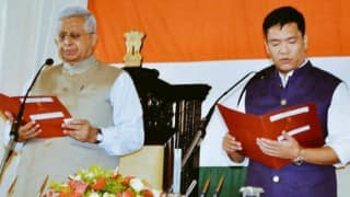 Arunachal Pradesh: Chief Minister Pema Khandu passes floor test in assembly; 46 MLAs voted in favour