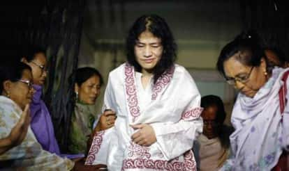 Irom Sharmila says public apathy forces her to end fast