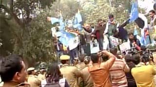 Students clash over meeting on 'Kashmir issue' on HCU campus