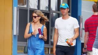 Is Chris Martin engaged to Annabelle Wallis? See her ring!