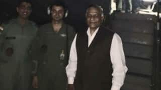 Operation 'Sankat Mochan', led by V K Singh, launched to rescue stranded Indians from South Sudan
