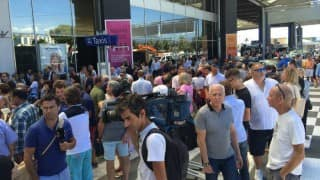 France terror attack: Nice Airport evacuated after suspected bomb threat