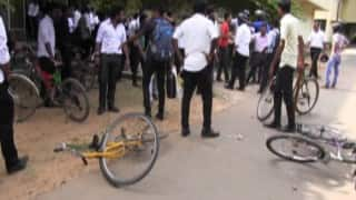 Jaffna University campus closed after students clash