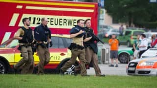 Munich gunman planned attack for a year,chose victims randomly