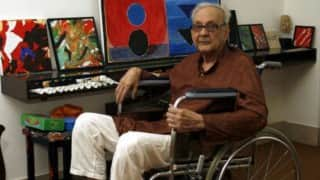 Noted painter S H Raza laid to rest in home district in Madhya Pradesh