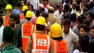 Hyderabad: 2 dead, 10 injured after under-construction building collapses; 3 feared trapped
