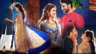 Divyanka Tripathi & Vivek Dahiya wedding: Yeh Hai Mohabbatein couple dances together in sangeet ceremony (Watch video)