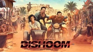 Dishoom movie review: Varun Dhawan and John Abraham's stylised action and entertainment!