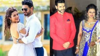 Revealed! Here is what Divyanka Tripathi & Vivek Dahiya will wear on their wedding day!